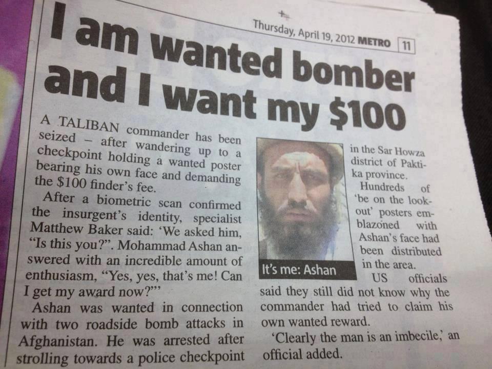 dum taliban