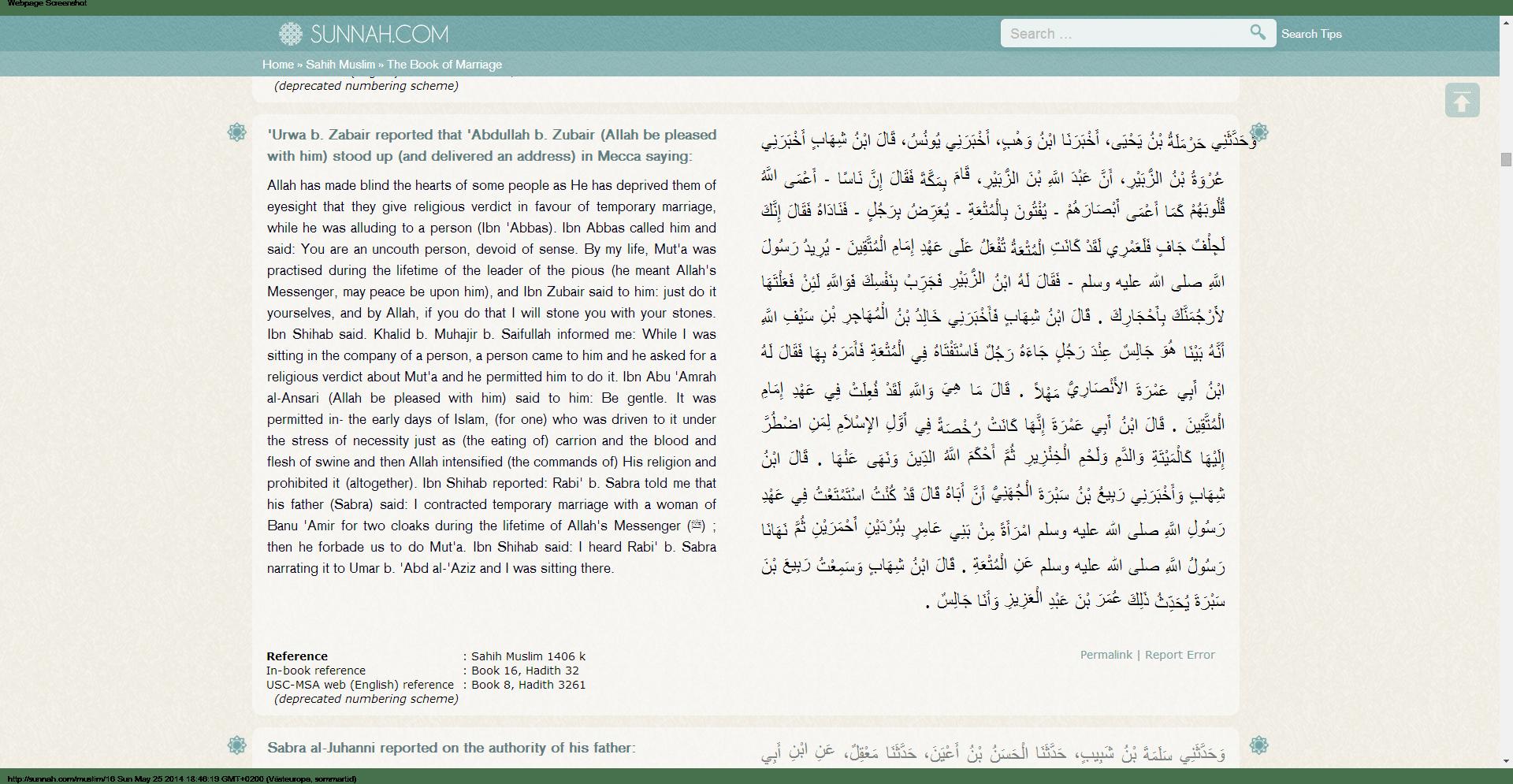 muslim mutah 61